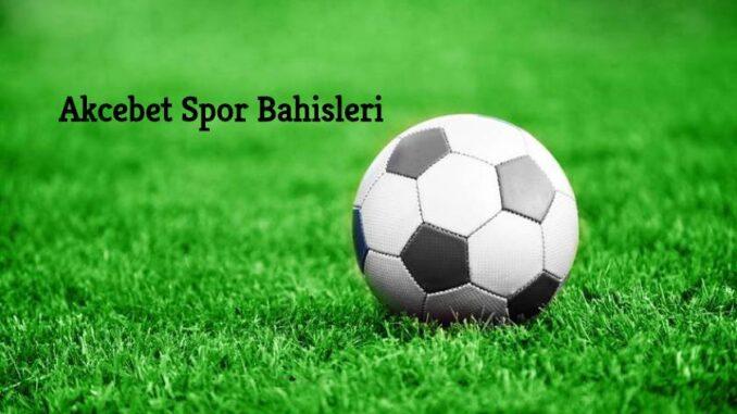 Akcebet Spor Bahisleri