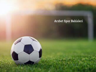 Arzbet Spor Bahisleri